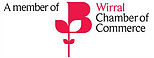 Brand9 wirral website design is a member of Wirral Chamber